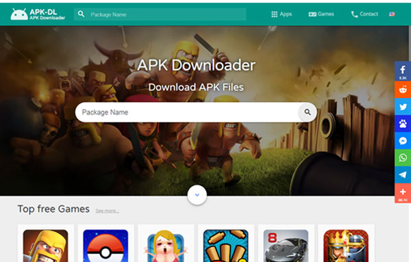 APK-DL.com situs download game hp android