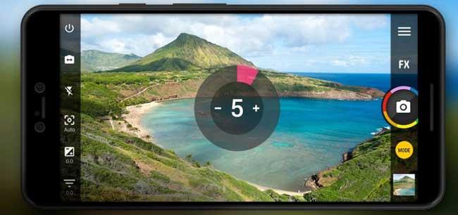 Camera ZOOM FX - FREE aplikasi kamera gratis terbaik