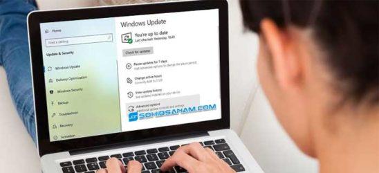cara nonaktifkan windows update