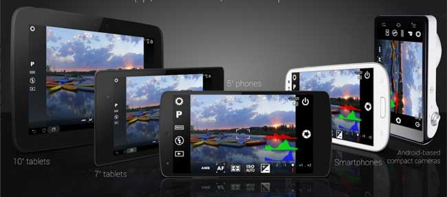 download aplikasi kamera android Camera FV-5