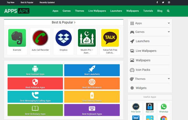 situs download aplikasi game android appsapk.com