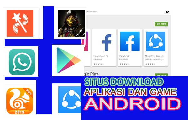 situs download game aplikasi android