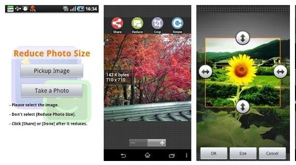 aplikasi untuk mengurangi ukuran gambar photo reduce photo size