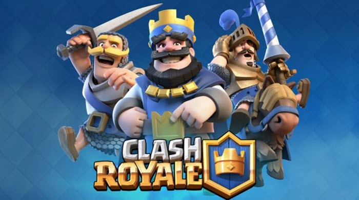 CLASH ROYALE game online android terbaik