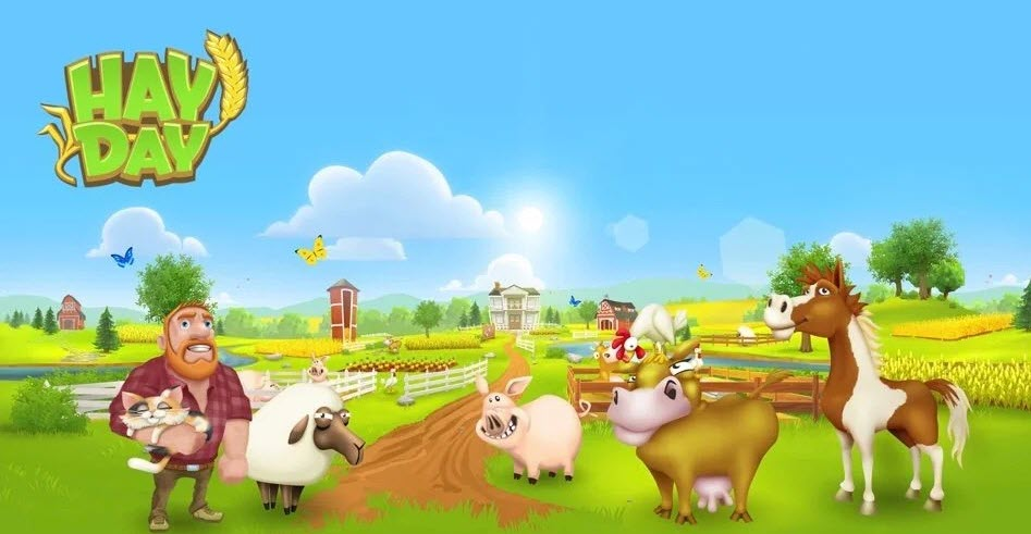 HAY DAY game android online