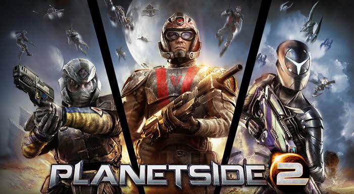 Planetside 2 game perang online pc terbaru 2020