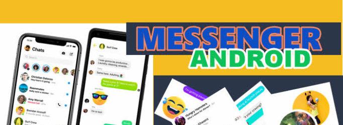 aplikasi Messenger apk 2020