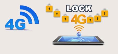 cara kunci sinyal 4g