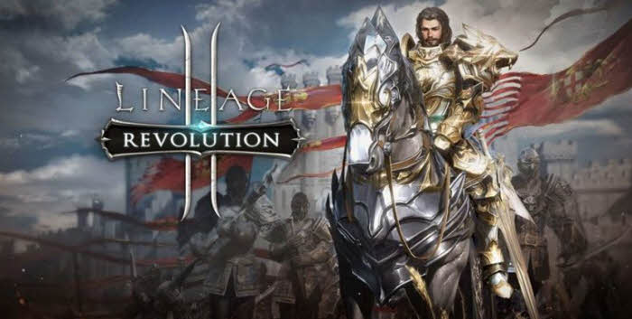 game online smartphone Lineage2 Revolution
